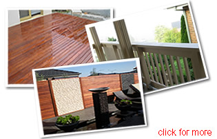 Handyman services, timber fencing, decking, general repairs